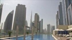 В Дубае открылся самый высокий в мире отель (видео)