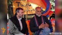 Րաֆֆի Հովհաննիսյանը և Ժիրայր Սեֆիլյանը ընդդիմության միասնական շտաբ են ձևավորում