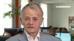 Джемилев: Есть впечатление, что в команде Зеленского не осведомлены, что такое Крым (видео)