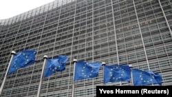 Selia e Komisionit Evropian në Bruksel