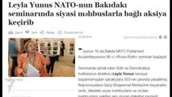 Parlament beynəlxaql tədbirlərdə eyni QHT-lərin iştirakından narahatdır...