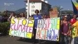 Demonstranti marširaju protiv samita G7