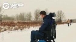 Парализованный летчик открыл производство инвалидных колясок-вездеходов