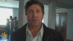 Міхаіл Даронін пра вырак сыну