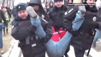 Участников антифашистского марша обвинили в гей-пропаганде