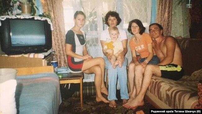 Татьяна Шевчук с семьей жила в общежитии до получения служебного жилья от Минобороны Украины