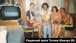 Тетяна Шевчук із родиною жила в гуртожитку до отримання службового житла від міноборони України