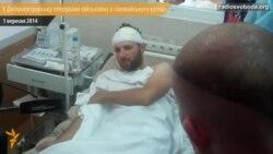 У Дніпропетровську прооперували десятки українських бійців з «Іловайського котла»