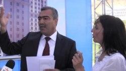 Jurnalistlərə mənzil verildi - [Video]