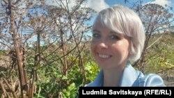 Людмила Савицкая, архивное фото