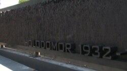 В Вашингтоне открыт мемориал жертвам Голодомора в Украине