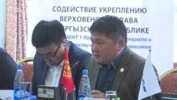 Выступление Кайрата Осмоналиева