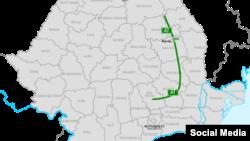 România - A7 project, Februarie 2021