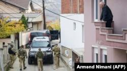 Militari europeni în Kosovo. Imagine generică