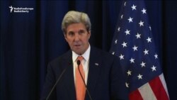 Kerry, Lavrov Announce Syrian Peace Plan