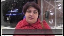 Хадиджу Исмаил задержали в аэропорту на 5 часов