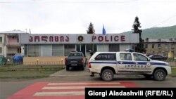 Полицейский участок в Панкиси
