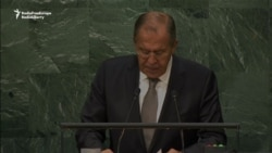 Lavrov Calls For Syrian Peace Efforts To Continue