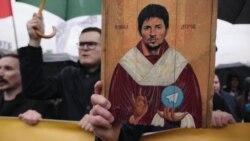 """""""Дуров, Путина прогони!"""""""