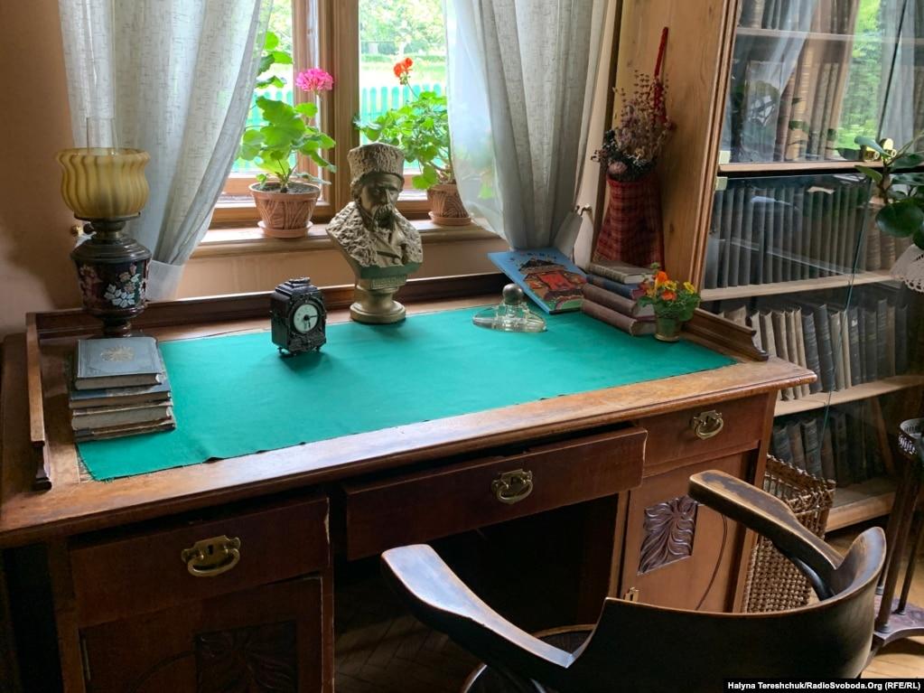 Робоче місце Івана Франка