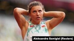 کریستینا تسیمانوسکایا، ورزشکار بلاروس در بازیهای المپیک