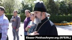 Митрополит Симферопольский и Крымский Православной церкви Украины Климент, 28 августа 2021 года
