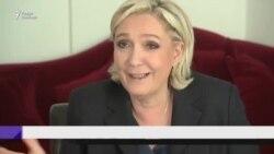 """Ле Пен: """"Национальному фронту"""" удалось всё изменить"""