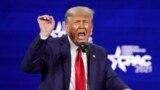 Moldova - Trump Conservatives, Moldova - Conferința Acțiunii Politice Conservatoare la care Donald Trump a ținut primul discurs politic de la încheierea mandatului, Orlando, Florida, 28 februarie