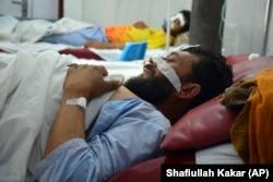 Civil ranjen u sukobima afganistanskih snaga i talibanskih militanata u Laghmanu.