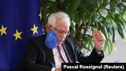 шефот за надворешна политика на ЕУ Жозеп Борел