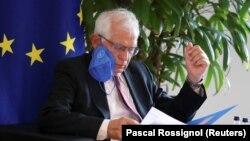Шефот за заедничка надворешна политика на ЕУ Жозеп Борел