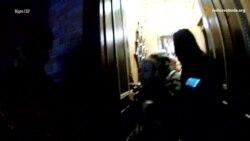 Відео затримання Корбана співробітниками СБУ