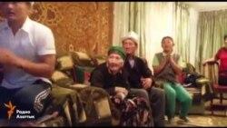 Как наблюдали за выступлением Айсулуу Тыныбековой ее родные