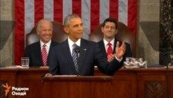 """Барак Обама:""""Гурӯҳи давлати исломӣ бояд маҳв шавад!"""""""