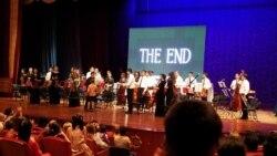 Aşgabatda meşhur orkestriň konsertleri geçdi