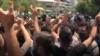Иран. Тегеранда өткөн каршылык акциясын чагылдырган видеодон скрин-сүрөт. 26-июль, 2021-жыл.