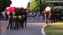 На Львівщині прощалися із двома військовослужбовцями