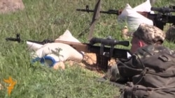 Ukraine's School For Snipers