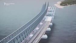 Мостот кон Крим, работниците како робови