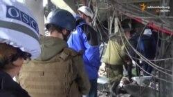 Місія ОБСЄ стурбована крихким перемир'ям на Донбасі