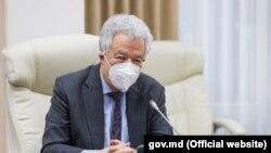 Reprezentantul special al OSCE pentru reglementarea transnistreană, Thomas Mayr-Harting