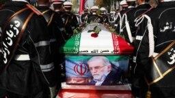 محسن فخریزاده مهابادی هفتم آذر ماه در «منطقه آبسرد» دماوند مورد سوءقصد قرار گرفته و کشته شد