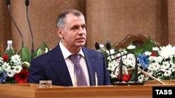 Володимир Константинов – призначений Кремлем, голова Державної Ради Криму