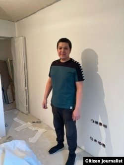 В России Шохрух Базаров зарабатывал на жизнь, занимаясь ремонтом квартир.