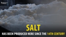Worth Its Salt? Saving Ukraine's Historic Saltworks