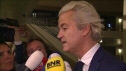 Евроскептики терпят поражение в Нидерландах