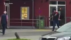 Očevidac snimio trenutak pucnjave u Minhenu