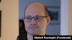 Олексій Кучапін, загиблий волонтер. Його тіло правоохорнці знайшли 22 липня 2020 року