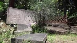 На могиле известного таджикского ученого побывали вандалы