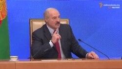 «За моєю спиною сотні озброєних людей» – Лукашенко про можливість Майдану і війни у Білорусі